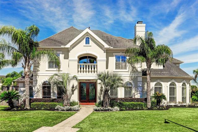 2102 Diamond Springs Drive, Houston, TX 77077 (MLS #36473741) :: The Home Branch