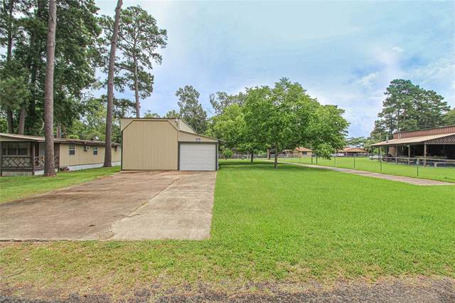 161 S Lakeside Drive, Trinity, TX 75862 (MLS #36475007) :: The SOLD by George Team
