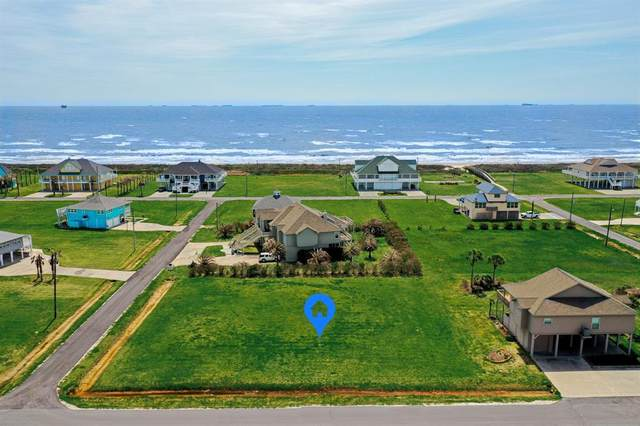 821&825 Pinata Drive, Crystal Beach, TX 77650 (MLS #36475321) :: Texas Home Shop Realty