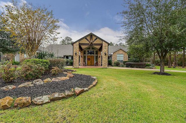 12302 Post Oak Court, Magnolia, TX 77354 (MLS #36480349) :: Christy Buck Team