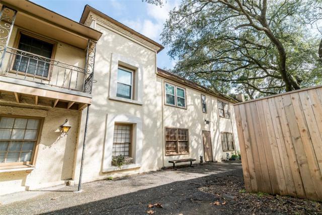 5236 Arboles Drive A, Houston, TX 77035 (MLS #36487109) :: Giorgi Real Estate Group