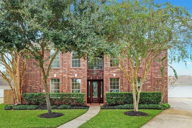 17923 Mossy Ridge Lane, Houston, TX 77095 (MLS #36488940) :: The Freund Group
