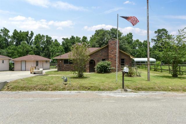 12826 Hill Drive, Conroe, TX 77304 (MLS #36491287) :: Grayson-Patton Team