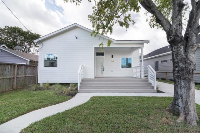 2113 Keene Street, Houston, TX 77009 (MLS #3649669) :: Texas Home Shop Realty