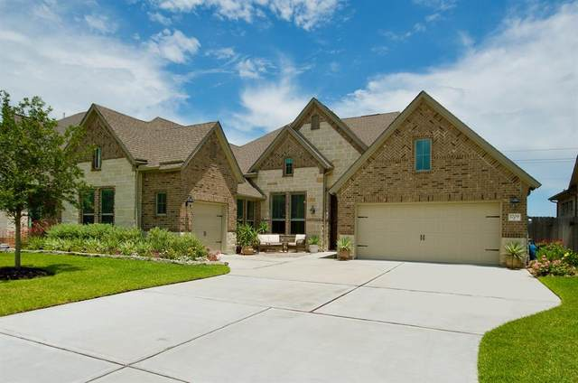 1709 Garden Point Lane, League City, TX 77573 (MLS #36514457) :: The SOLD by George Team