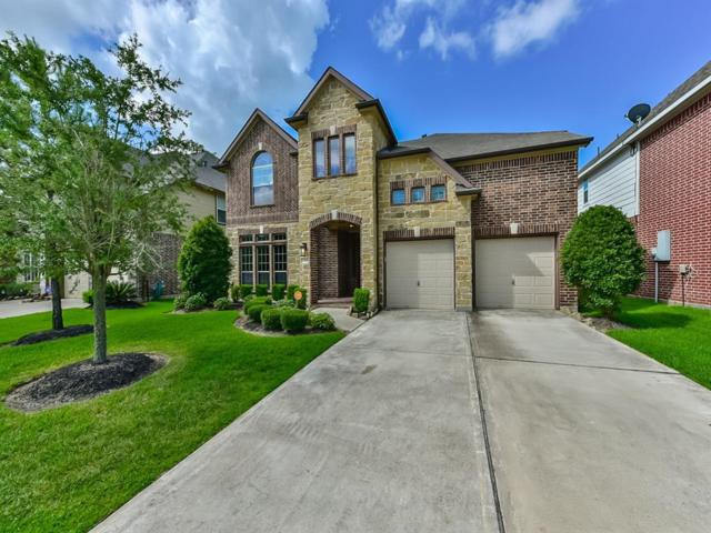 13406 Sunset Bay Lane, Pearland, TX 77584 (MLS #36517458) :: Christy Buck Team