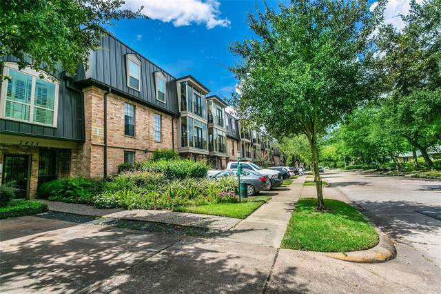 2425 Underwood Street #248, Houston, TX 77030 (MLS #36538645) :: Caskey Realty