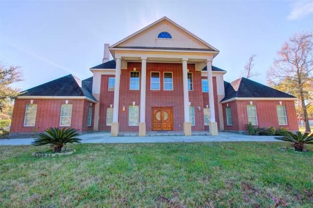 19602 Riverwalk Drive, Porter, TX 77365 (MLS #36543808) :: Texas Home Shop Realty