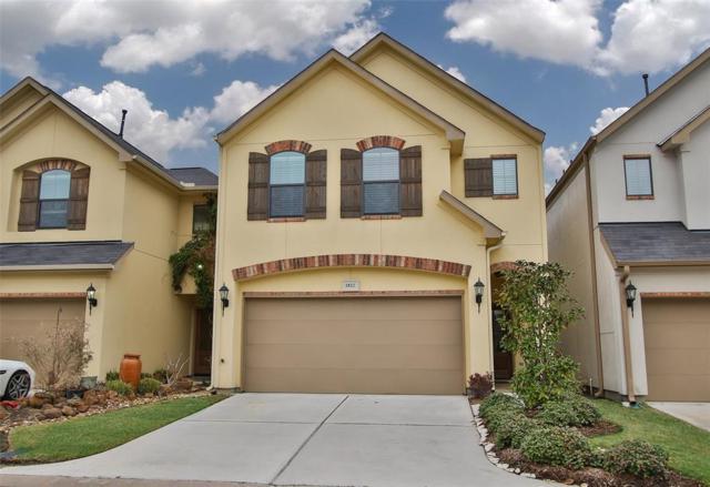 1822 Jara Court, Spring, TX 77388 (MLS #36558829) :: Giorgi Real Estate Group