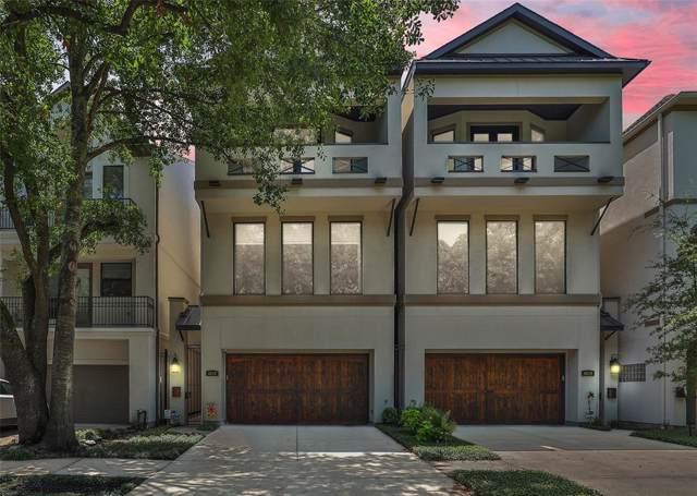 6617 Minola Street, Houston, TX 77007 (MLS #36563998) :: The Sansone Group