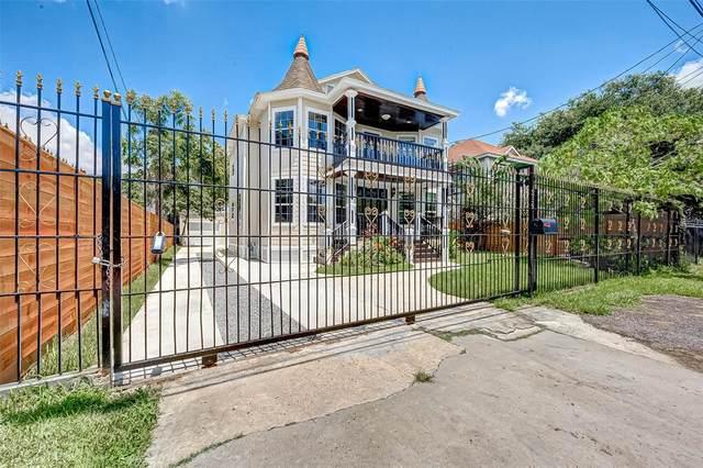 319 Cody Street, Houston, TX 77009 (MLS #3656655) :: The Heyl Group at Keller Williams