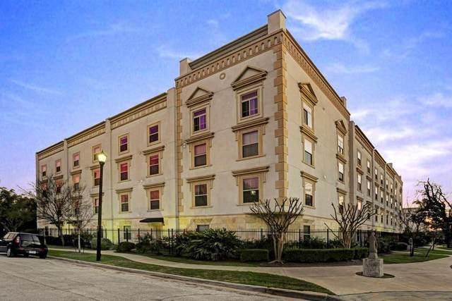 3501 Chenevert Street #14, Houston, TX 77004 (MLS #36568066) :: The Heyl Group at Keller Williams