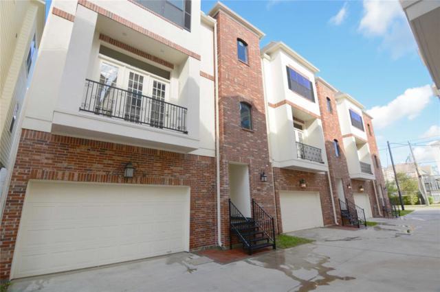 1406 W 26th Street B, Houston, TX 77008 (MLS #3657479) :: Texas Home Shop Realty