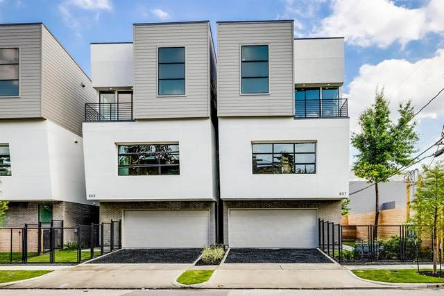 807 W W Clay Street, Houston, TX 77019 (MLS #36576702) :: Bray Real Estate Group