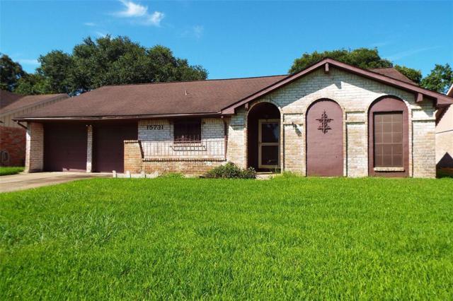 15731 Blackhawk Boulevard, Friendswood, TX 77546 (MLS #36585889) :: Rachel Lee Realtor