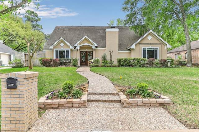 3811 Glenheather Drive, Houston, TX 77068 (MLS #36600129) :: The SOLD by George Team