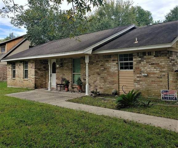 539 Fort Sumpter Street, Conroe, TX 77302 (MLS #36602504) :: All Cities USA Realty