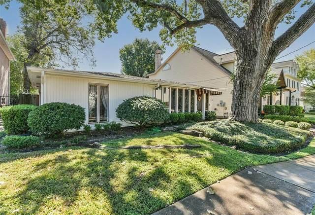 4111 Albans Road, Houston, TX 77005 (MLS #36603438) :: Lerner Realty Solutions