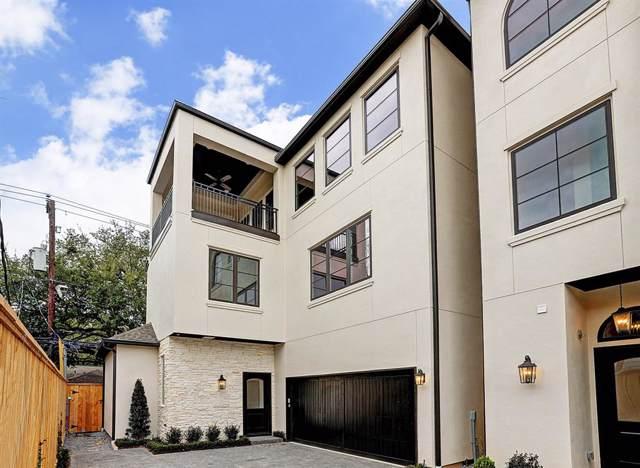 2418 Potomac Drive C, Houston, TX 77057 (MLS #36605478) :: Texas Home Shop Realty