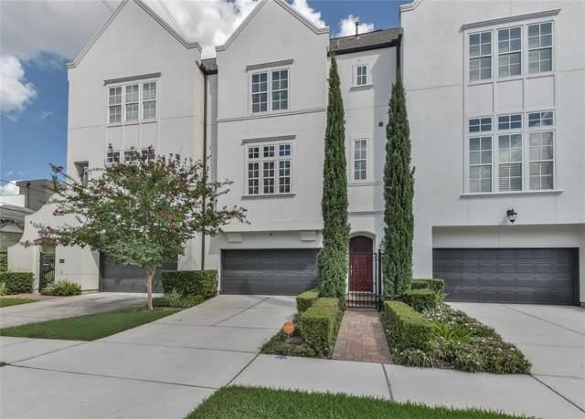 4619 Jackson Street, Houston, TX 77004 (MLS #36615374) :: The Heyl Group at Keller Williams