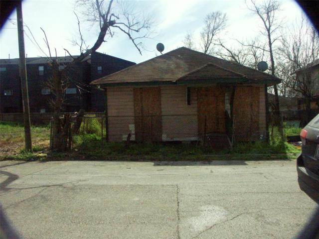 3012 Baer Street, Houston, TX 77020 (MLS #36622484) :: Texas Home Shop Realty