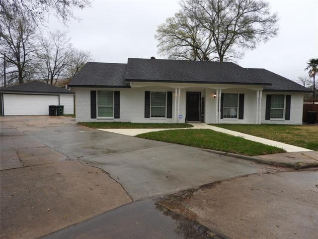 7222 Bayou Oaks Drive, Houston, TX 77088 (MLS #36626872) :: Texas Home Shop Realty