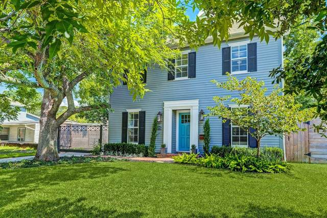 1254 Chippendale Road, Houston, TX 77018 (MLS #36630894) :: The Heyl Group at Keller Williams