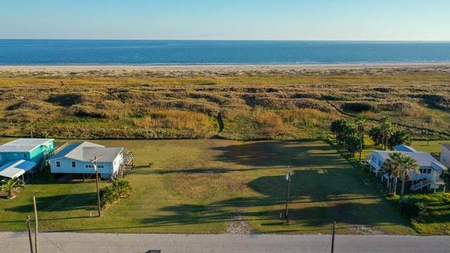 0000 Beachfront Drive, Matagorda, TX 77457 (MLS #36642481) :: Texas Home Shop Realty