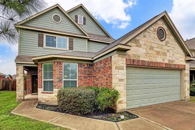 4907 Climbing Ivy Circle, Houston, TX 77084 (MLS #3665302) :: The Home Branch