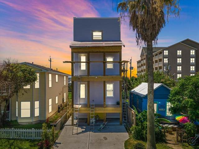 2809 Avenue R, Galveston, TX 77550 (MLS #36654622) :: Connect Realty