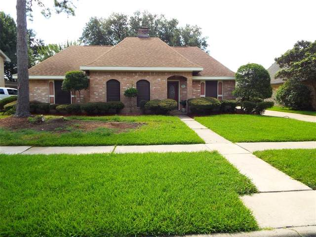 14815 Knightsway Drive, Houston, TX 77083 (MLS #36661995) :: The Bly Team