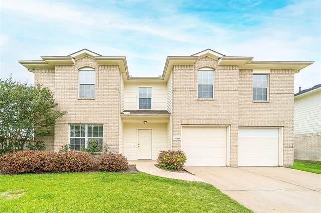 19438 Bay Bower Lane, Katy, TX 77449 (MLS #36680879) :: Green Residential