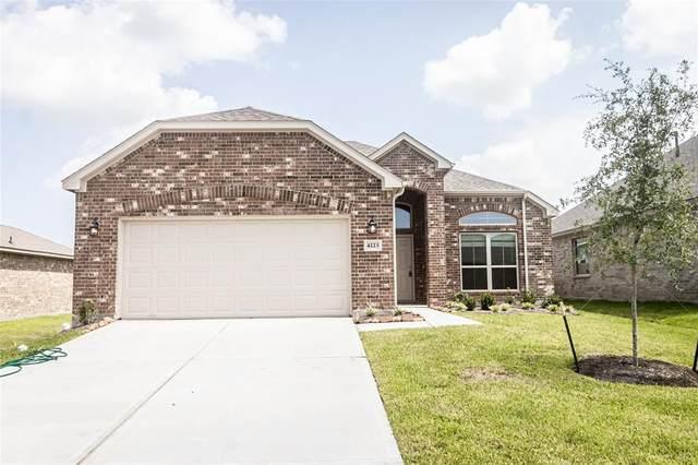 3518 Fawnwood Drive, Texas City, TX 77591 (MLS #36682542) :: Texas Home Shop Realty
