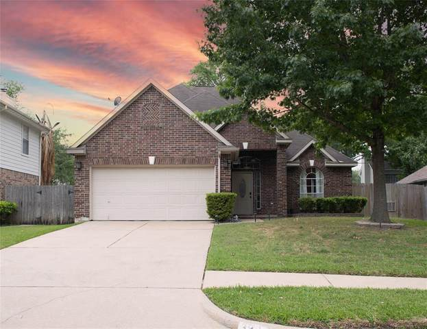 3303 Barkers Forest Lane, Houston, TX 77084 (MLS #36688449) :: Texas Home Shop Realty