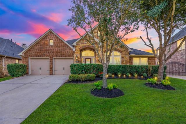 6303 S Saddle Creek Lane Lane, Fulshear, TX 77441 (MLS #36693776) :: The Heyl Group at Keller Williams