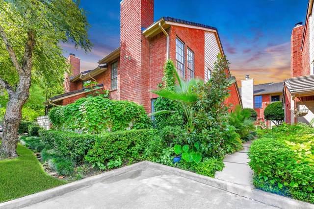 2211 S Kirkwood Road #25, Houston, TX 77077 (MLS #36694290) :: The Jill Smith Team
