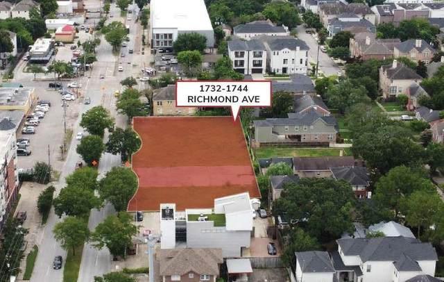1732-1744 Richmond Avenue, Houston, TX 77098 (MLS #36695568) :: The Wendy Sherman Team