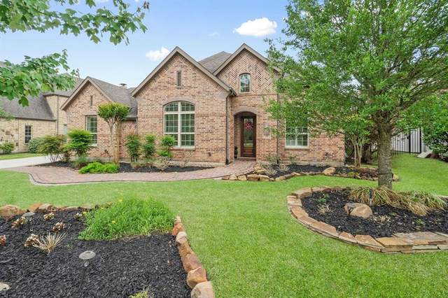 35 Spincaster Drive, The Woodlands, TX 77389 (MLS #36710048) :: The Parodi Team at Realty Associates