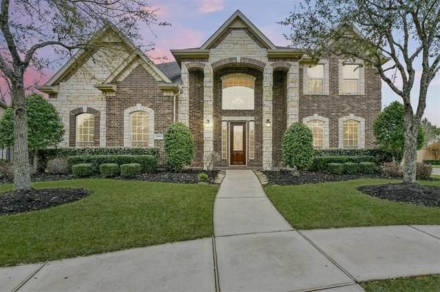 13906 Windwood Falls Lane, Humble, TX 77396 (MLS #36714674) :: The Sansone Group