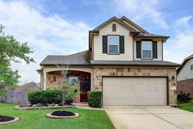 8719 Sweet Pasture Drive, Tomball, TX 77375 (MLS #36714784) :: The Heyl Group at Keller Williams