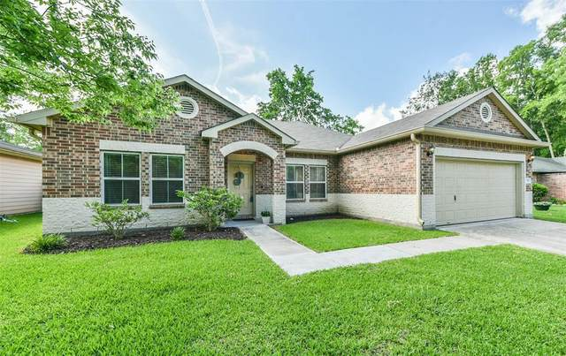 17518 S Compass Rose Circle, Crosby, TX 77532 (MLS #36715815) :: The Bly Team