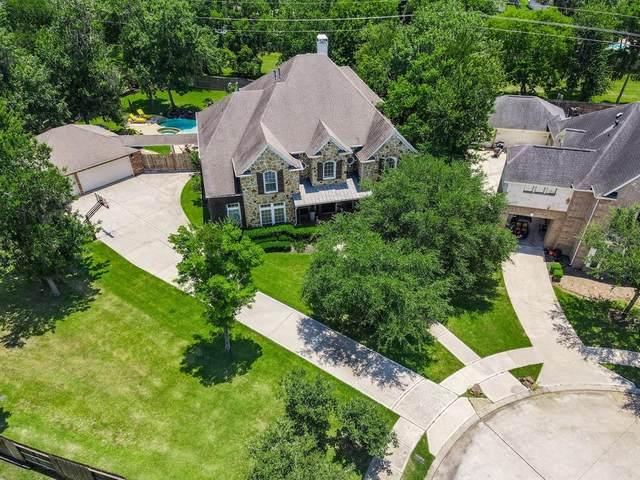 8815 Stowe Creek Lane, Missouri City, TX 77459 (MLS #36717610) :: The Wendy Sherman Team