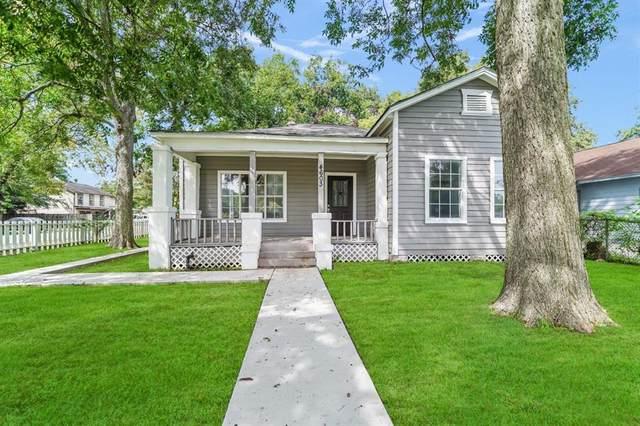 4603 Averill Street, Houston, TX 77009 (MLS #36729450) :: The Home Branch