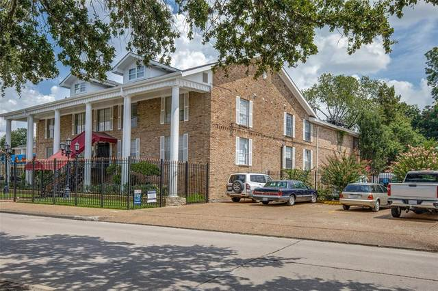2507 Montrose Boulevard #1, Houston, TX 77006 (MLS #36733815) :: The SOLD by George Team
