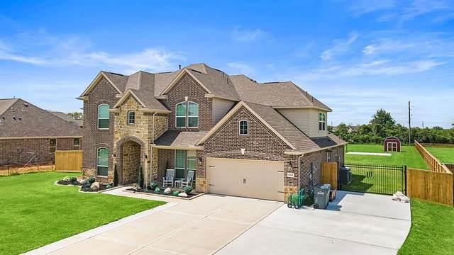 15119 Icet Creek Avenue, Mont Belvieu, TX 77523 (MLS #36760596) :: The Bly Team