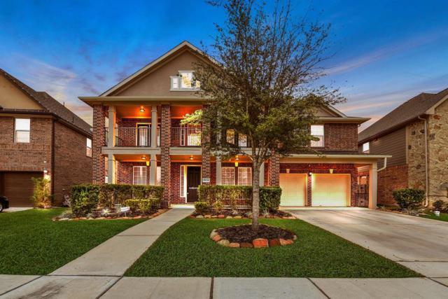 18134 Berry Garden Lane, Spring, TX 77379 (MLS #36764172) :: Caskey Realty