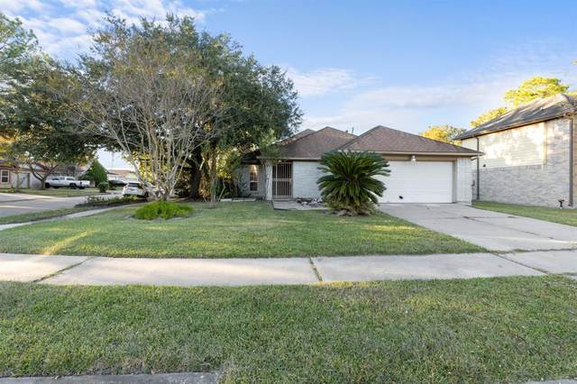 10903 Canarywood Drive, Houston, TX 77089 (MLS #36765866) :: The Home Branch