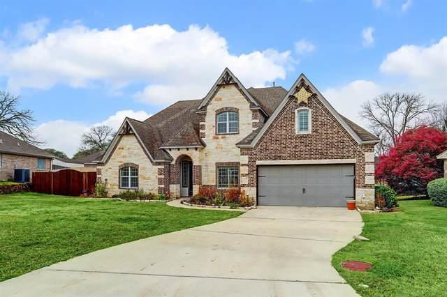 7162 Lakeshore Lane, Willis, TX 77318 (MLS #36777381) :: Area Pro Group Real Estate, LLC