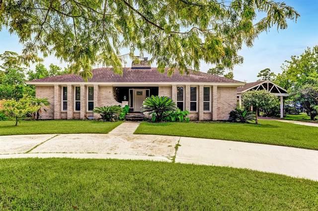 629 Oakdale Street, Shoreacres, TX 77571 (MLS #36778586) :: Guevara Backman