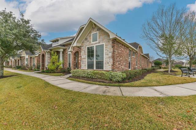 2658 Arbor Hill Lane, Pearland, TX 77584 (MLS #36791633) :: The Queen Team